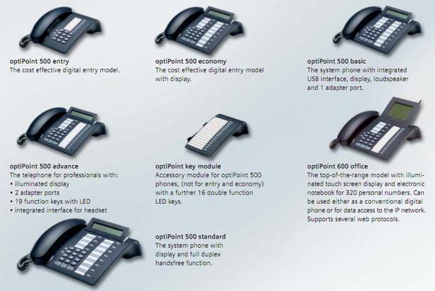 Siemens Phone Systems | Siemens Telephone Systems | Netco